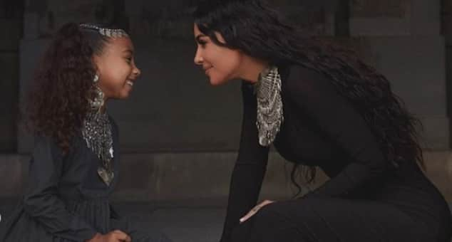Kim Kardashian celebrates daughter's North 7th birthday with cute videos of her performing