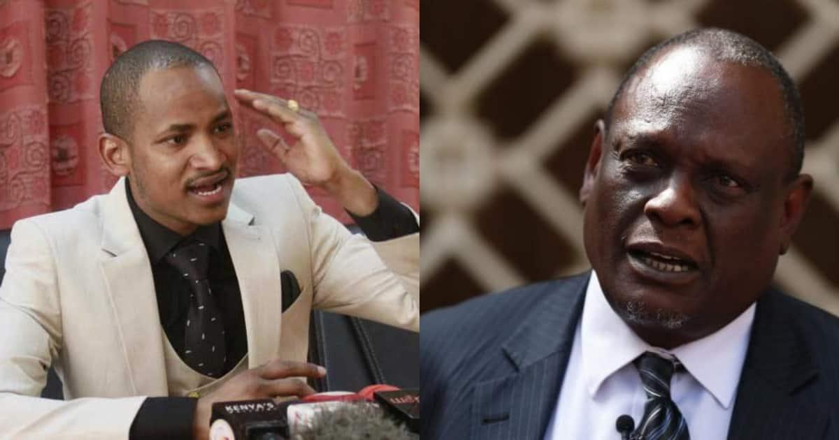 Cheche za Maneno Bungeni David Murathe Akihojiwa Kuhusu Sakata ya KEMSA ▷ Kenya News