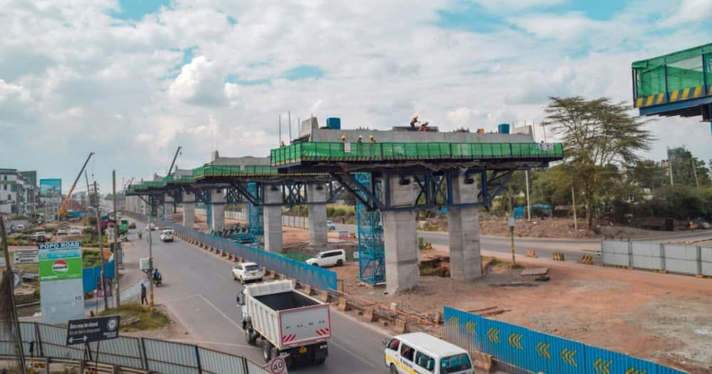 Nairobi Expressway.