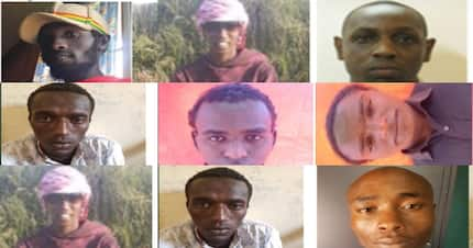 Police release names of seven most wanted suspects in connection to DusitD2 attack