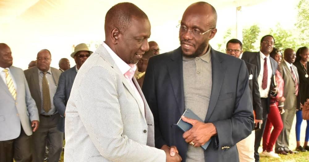 DP Ruto avuna kutoka debe la Mudavadi, Muluka ajiunga na hustlers