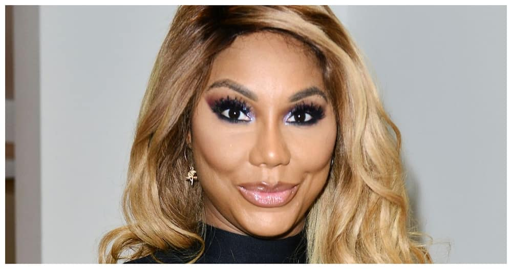 Singer Tamar Braxton opens up about battling depression and being a single mother