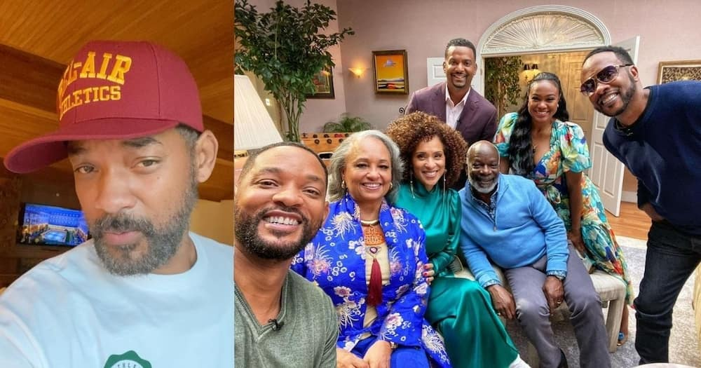 Will Smith confirms both Aunt Vivs will make Fresh Prince return