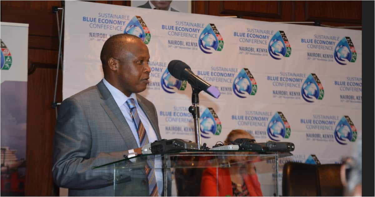 Delegations from 183 countries gather in Nairobi to attend 3-day Blue Economy conference