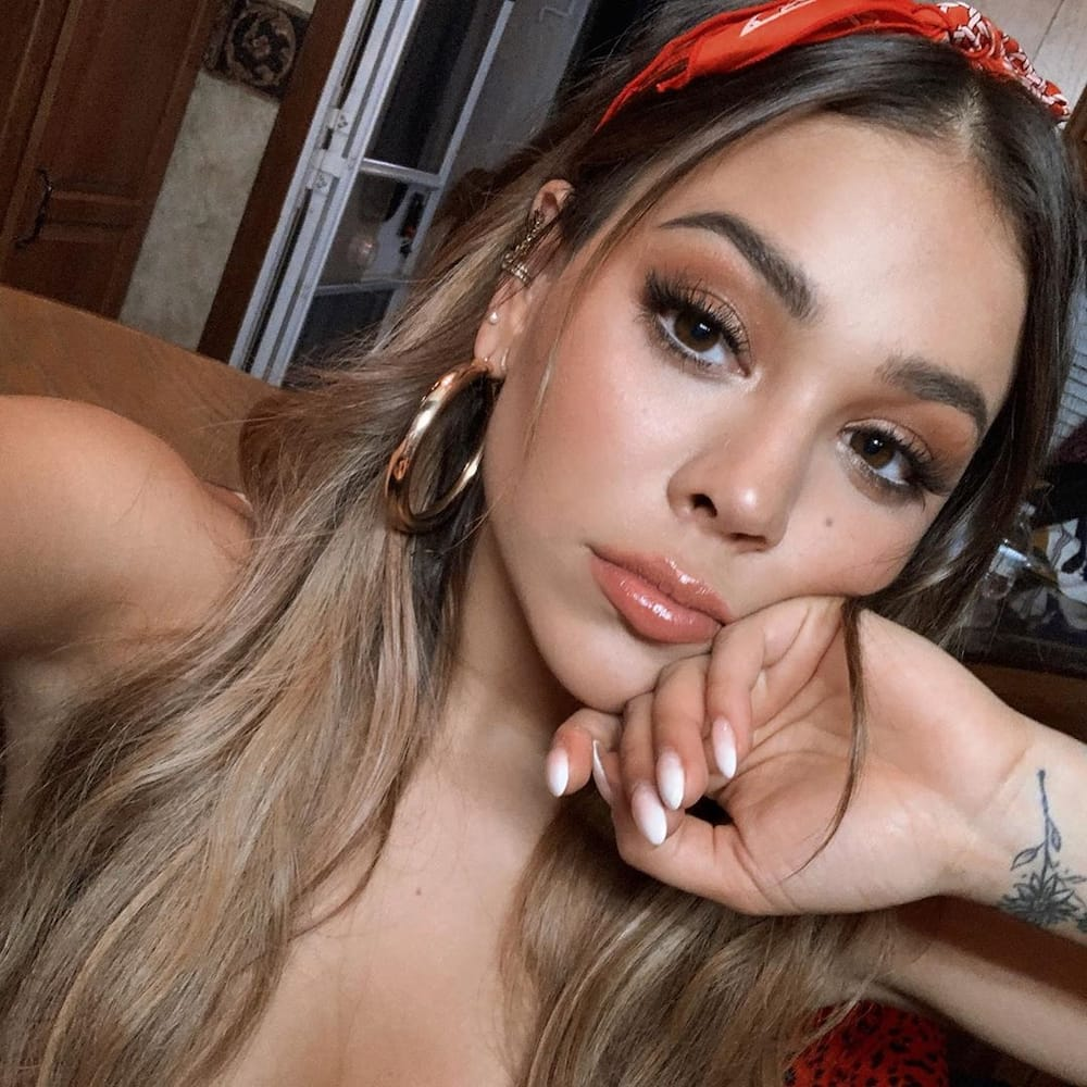 Danna Paola biography, nationality, measurements and family