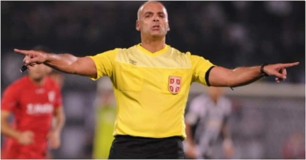 Serbian Referee Sentenced to 15 months in Jail for Awarding Non-existent Penalty