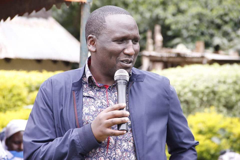 Jubilee Senator Aaron Cheruiyot says he loves, admires Raila Odinga