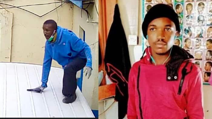 Jamaa Aliyepokonya Polisi Bastola na Kufyatua Risasi Kiholela Atambuliwa, Mamake asema alikuwa mwerevu shuleni