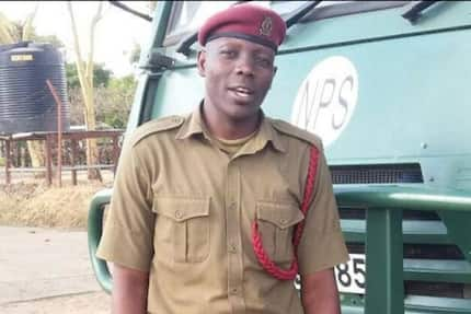 Japhet Ndunguja: 26-year-old GSU officer killed while on duty during Dusit terror attack
