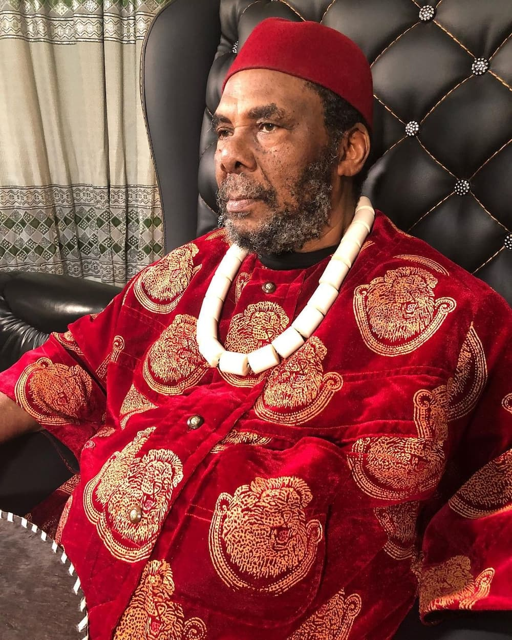 Nollywood veteran Pete Edochie thankful to God as he marks 74th birthday