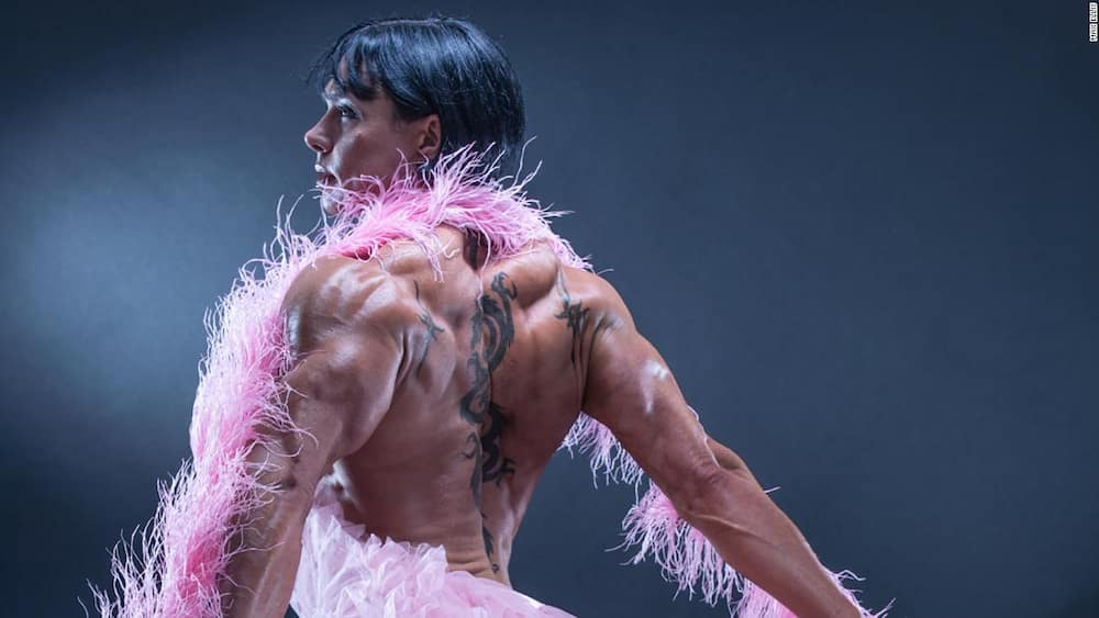 Rene Campbell: Female bodybuilder says she wants to change view of how women look