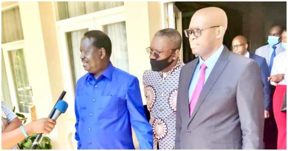DP Ruto, Raila waondoka nchini huku joto la BBI likizidi