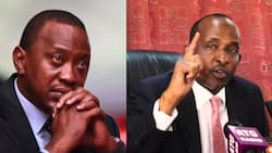 """Aden Duale says Jubilee gov't has failed in second term: """"Kenya is ailing"""""""