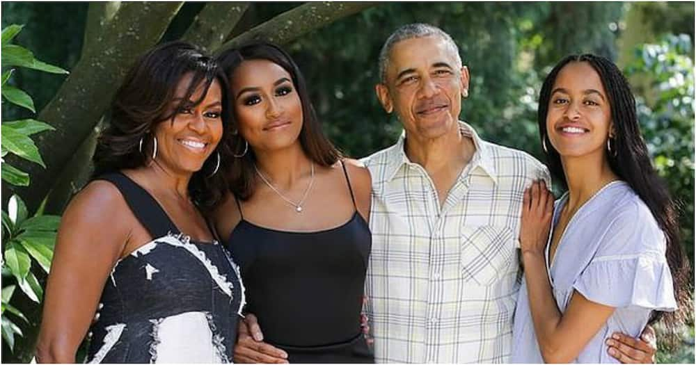 Barack Obama says Malia's boyfriend paid for groceries while living with them during quarantine