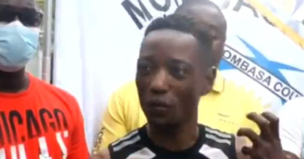 Francois Msafiri: Congolese Marathoner Completes 480km Race From Nairobi to Mombasa in 54 Hours