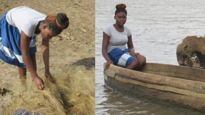 Tana River Girl Takes Up Fishing to Raise KSh 53k Fees to Secure Secondary School Admission