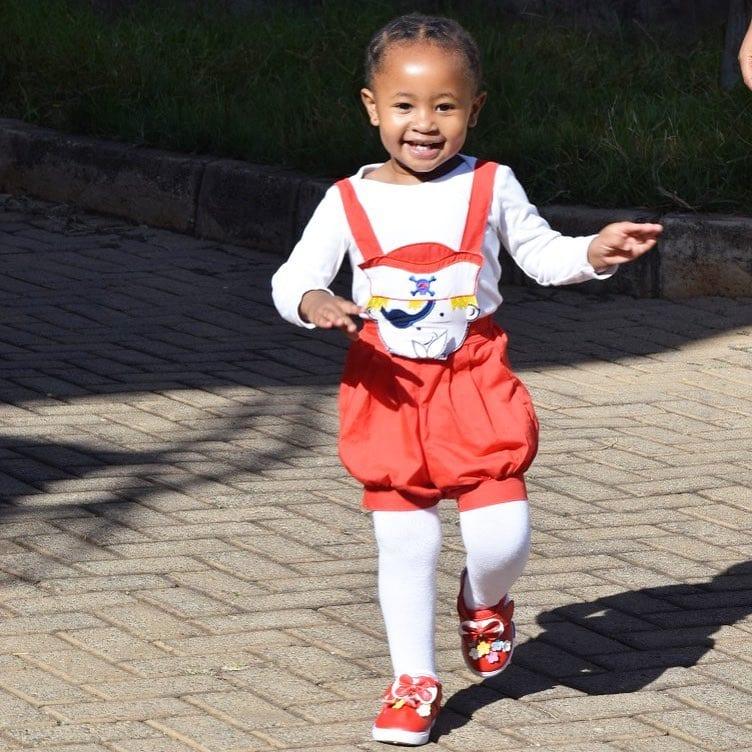 Ladasha Wambui - size 8 daughter (November 18) happy birthday
