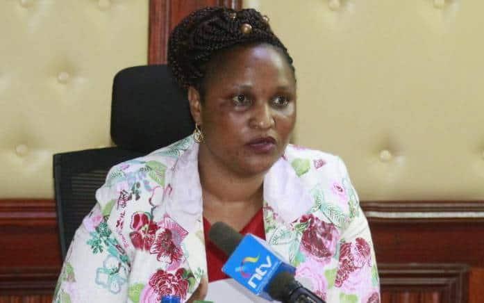 Ann Nderitu achaguliwa kuwa msajili wa vyama vya kisiasa