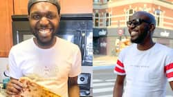 Larry Madowo Dances in Joy as Friends Organise Small Get Together to Celebrate His Birthday