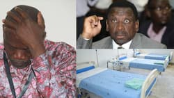 Kenyans angered by Governor Rasanga after Uhuru disclosed Siaya has only 10 isolation beds