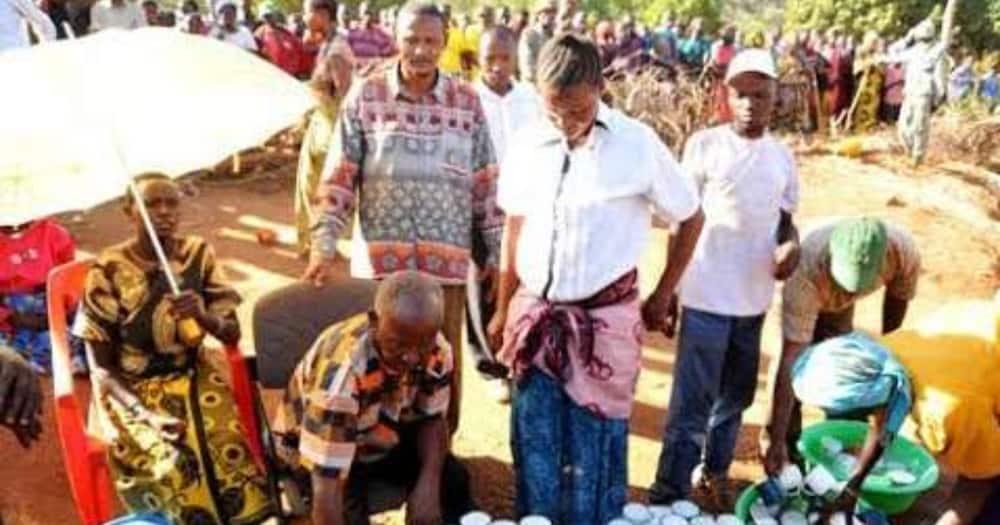 Babu wa Loliondo born Ambilikile Mwasapile died in Arusha.