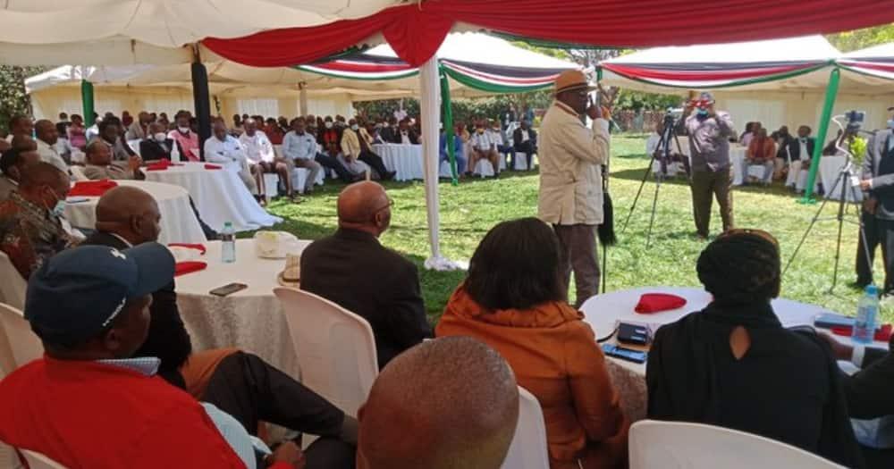 Rafiki wa DP Ruto aidhinishwa katika baraza la wazee Ukambani