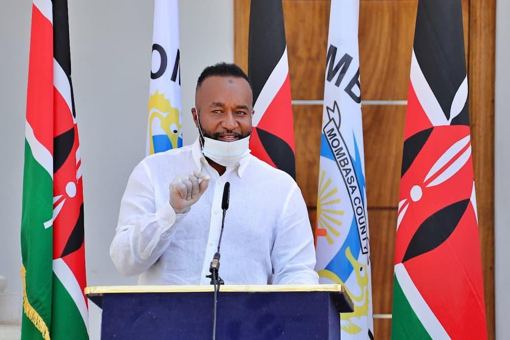 Mombasa: Gavana Hassan Joho awakamata watu 35 waliokiuka sheria za kafyu