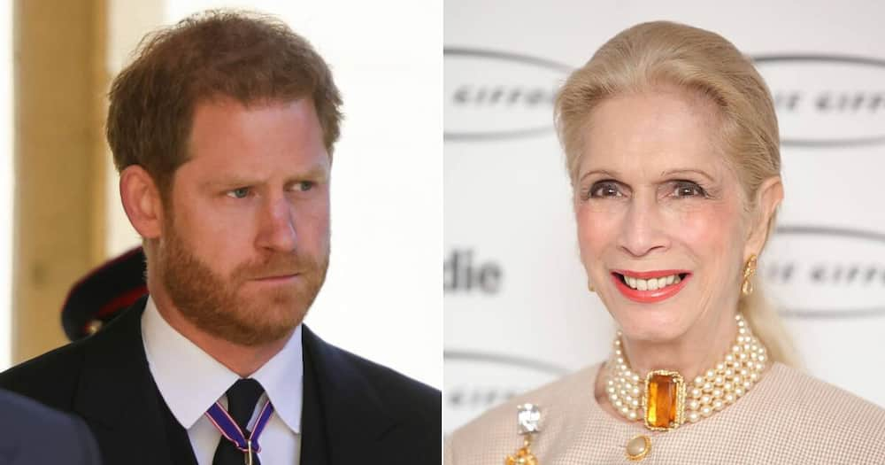 Prince Harry losing title is 'best solution' claims Lady Colin, as petition reaches 50,000