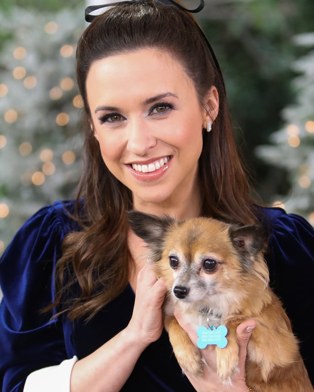 David Nehdar and Lacey Chabert relationship