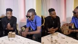 """Eric Omondi Keeps Promise, Gifts Gospel Singer Mr Seed KSh 1m: """"We Have Delivered"""""""