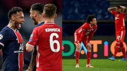 Psg 0-1 Bayern Munich: Holders Knocked out Of Champions League on Away Goals
