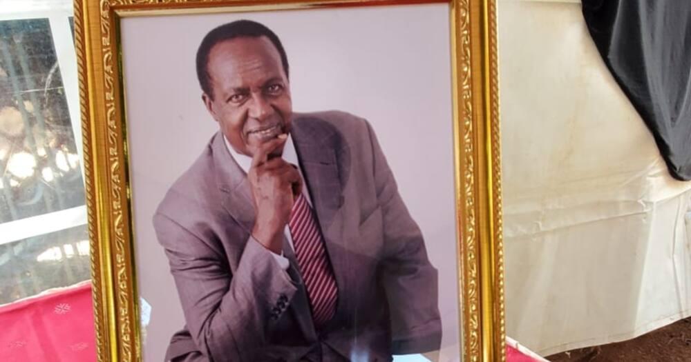 Late Kiambaa MP Koinange's Wife Mary Thanks Uhuru For Trusting Her Husband