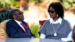 Robert Mugabe's Widow Grace in Court to Block Exhumation of Husband's Remains