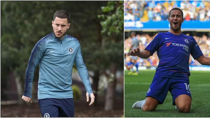 Real Madrid Winger Eden Hazard Poised for Sensational Return to Chelsea