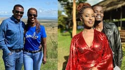 Lilian Nganga, Governor Mutua yet to Delete Each Other's Photos Months after Breakup