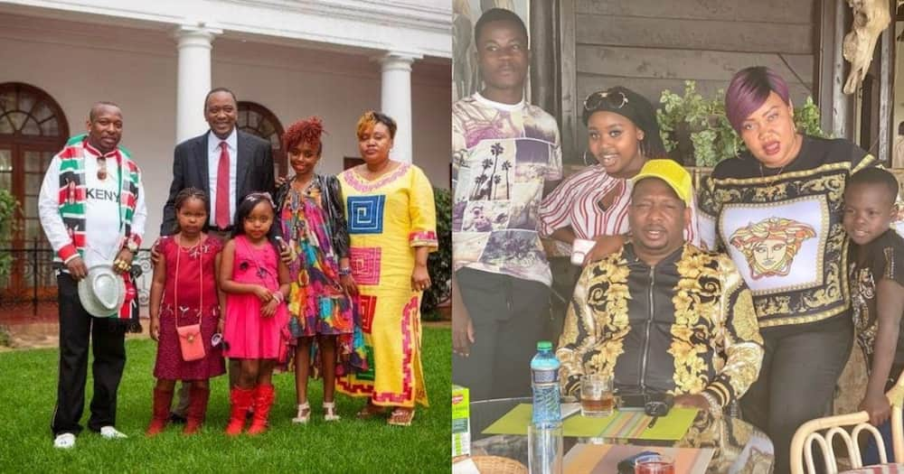Mike Sonko Talks About Marrying Early, Tells Men to Respect Their Wives