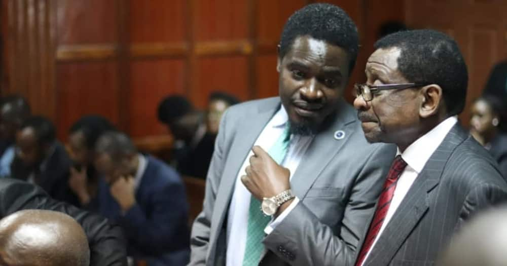 LSK president Nelson Havi says Treasury should stop paying MPs salaries