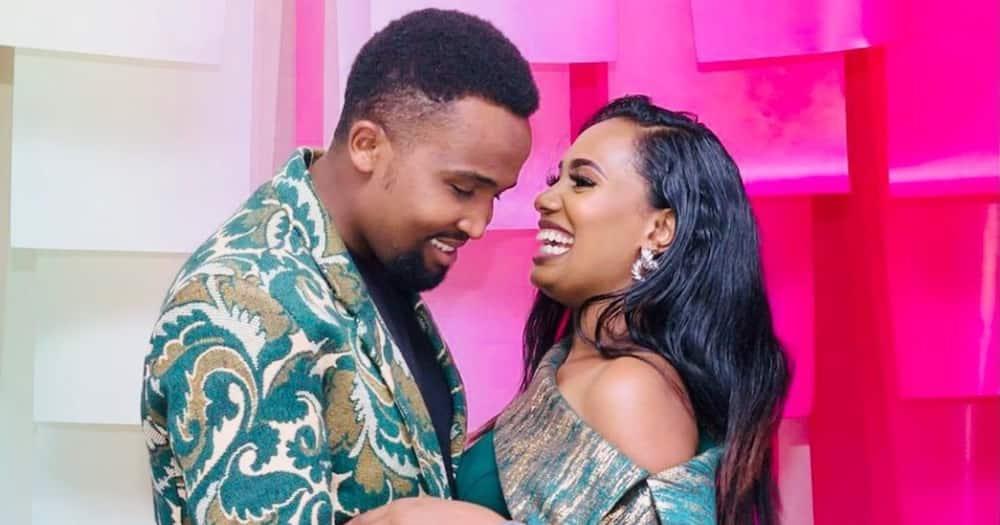 Grace Ekirapa Gives Fans Glimpse of Her Beautiful New Home with Pascal Tokodi