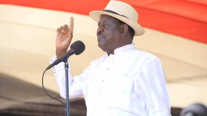 Raila Odinga Tests Negative For COVID-19, Returns to Public Limelight