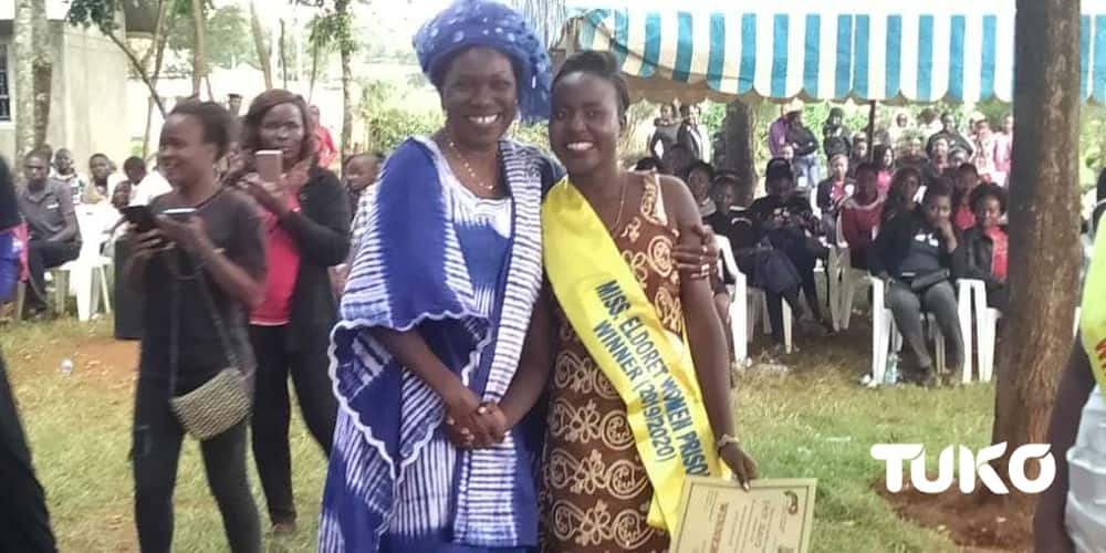 21-year-old Faith Jeruto crowned Miss Eldoret Prison 2019