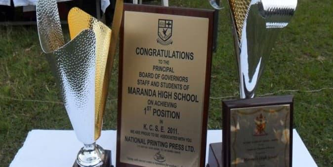 Maranda High School