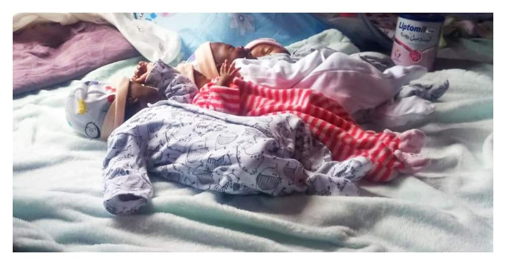 Quadruplets Reunion: Hospital Finally Releases 2 Babies Detained Over Bill