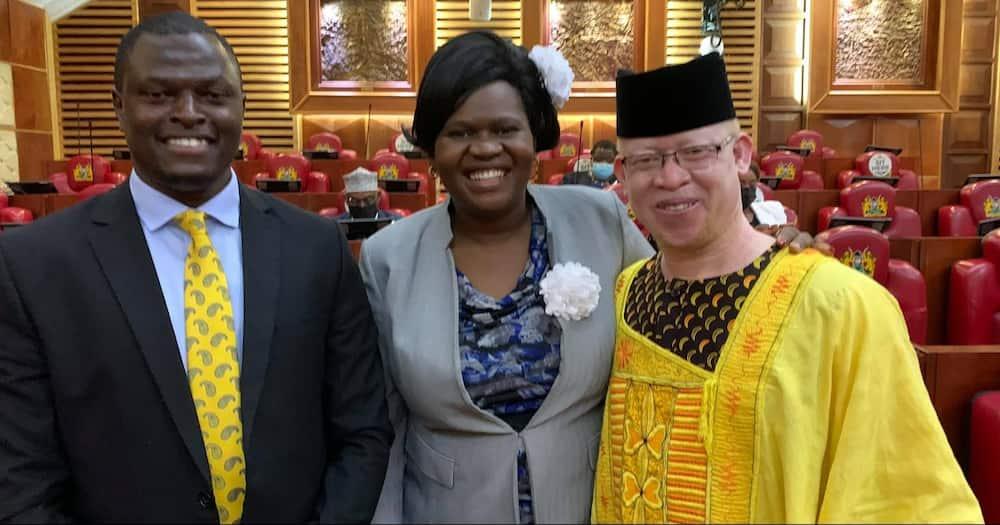 Reprieve for Isaac Mwaura as Court Temporarily Stops His Expulsion as Nominated Senator