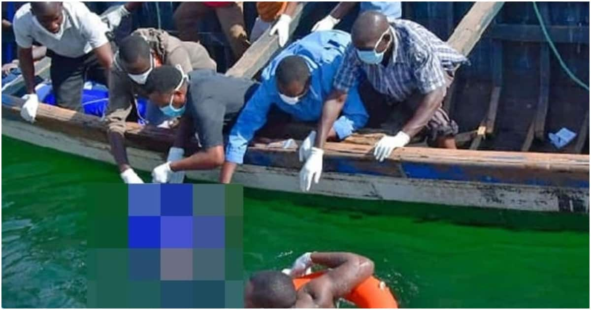 Over 10 people confirmed dead, others missing after boat capsizes in Lake Victoria