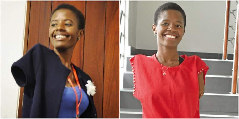 Une femme de 23 ans née sans bras devient la plus jeune députée au Mozambique