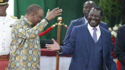 "Raila Odinga Says He Doesn't Need Uhuru's Endorsement to Become President: ""I Just Need His Vote"""