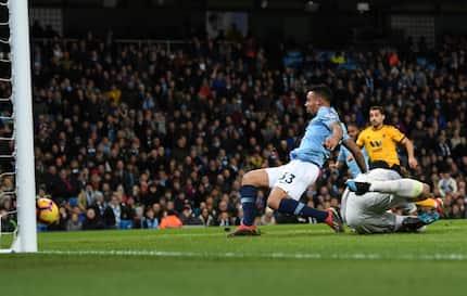 Jesus scores brace as Man City sink Wolverhampton at the Etihad Stadium