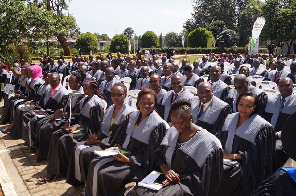 Kenya School of Government courses