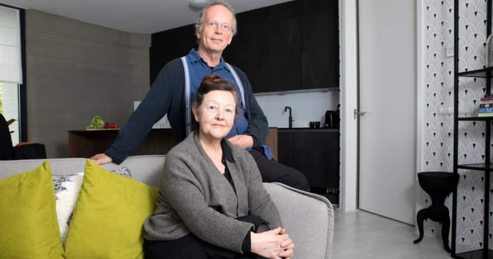 Unique Home: Couple Move Into the First Fully 3 D-Printed House in Europe