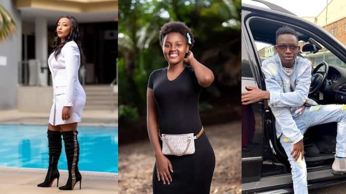 "Teacher Wanjiku jokingly warns MCA Tricky against approaching her gorgeous daughter: ""Nikupate"""